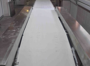Pizza/Flat Bread Production Line 350kg/hour