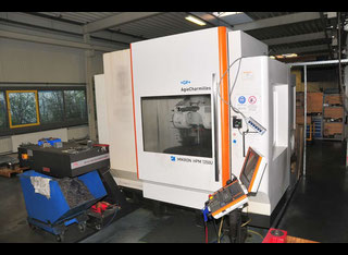 Mikron HPM 1350 U 5 Axis Machining center - 5 axis - Exapro