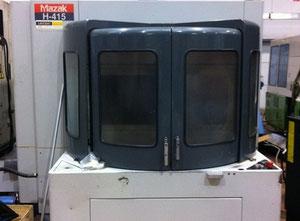 Centro de mecanizado paletizado MAZAK H415