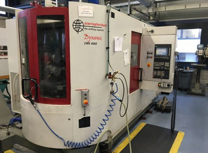 STARRAG-HECKERT CWK 400 D Machining center - palletized