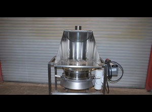 1-storey stainless steel screener RUSSELL COMPACT SIEVE 17240