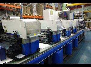 Etiket baskı makinesi Gallus EMS510