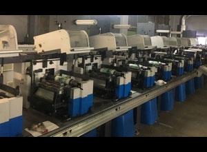 Etiket baskı makinesi Gallus EMS340