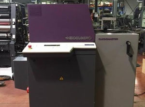 HEIDELBERG QUICKMASTER QM 46-1 Offset one colour