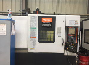 Used vertical machining center for sale in Slovakia - Exapro
