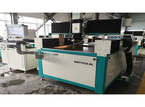 Su jeti kesim makinesi Shandong Wamit Cnc Technology Co.Ltd WMT1010-AL