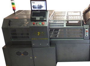 CAVOMIT HEIDELBERG SBB 56X82 TWO FOIL PULLS HOT STAMPING & HOLOGRAM REGISTRATION MACHINE (NEW MODEL 2019) (AVAILABLE IMMEDIATELY)