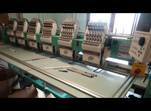 Tajima Tfmx-2c1206 Embroidery machine