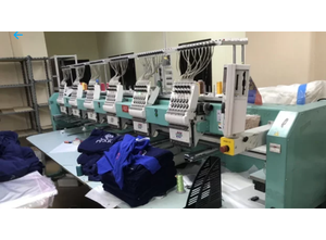 Tajima Tfmx 2c Embroidery machine