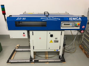 Used Iemca VIP 80 Bar feeder