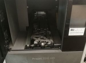 Used 3D Systems ProJet 3510 HD 3D Printer