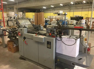 STAHL TI 52/4-4-FI - KBK folding machine