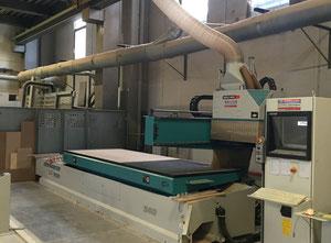 Holzher Eco Master 7120 Wood CNC machining centre