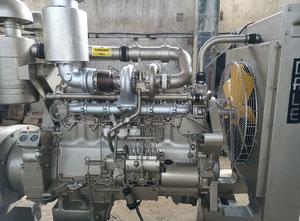Rolls Royce C6TFL Генераторный агрегат