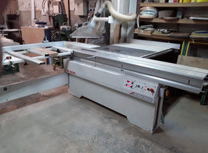 Used sliding table saws - Exapro