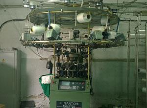 Okrouhlý pletací stroj SM-8 TOP2