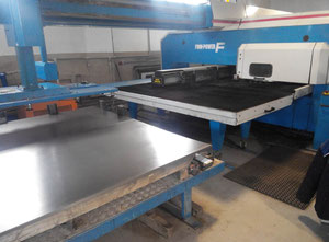 Finn Power Finn Power F5-25SBU CNC punching machine