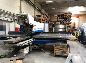 Punch makinesi Trumpf TRUMATIC 3000 R