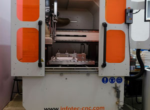 Cnc Infotec 660 SQ Wood milling machine