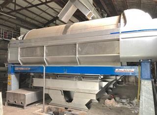 155 hls PERA ECO 8000 pneumatic press