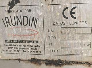 Perrier / Irundin / Bertolaso TIRE. 40E. / DELTA 509 R P90423057