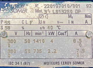 Leroy Somer 28000L P90423070