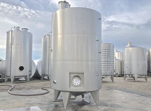 ASLC 10100L Thermoregulated Behalter