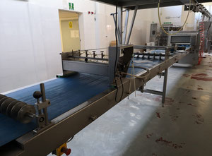 Ligne de production de croissants / biscuits Rademaker Rademaker
