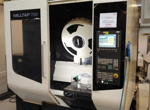 DMG Mori Mill-Tap 700 high speed machining center
