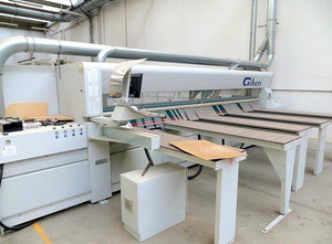 Used Giben SPT Y3000 Panel saw