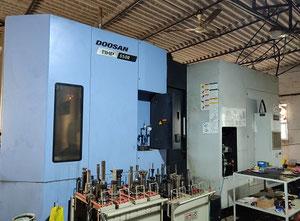Doosan NHP5500 Machining center - horizontal