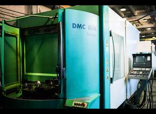 DMG DMC 80H P90425035