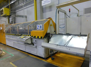 Machine de tôlerie Fin Machine FIN
