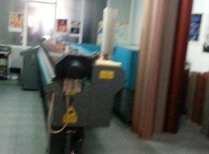 Imprimante textile Stork 3000 reconvertida