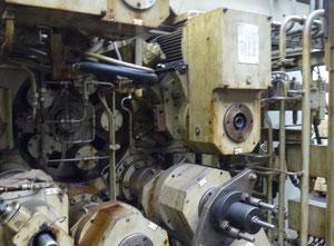 WEMA Vogtland BTrPi 900/8 Máquina de Transferencia / Máquina de Transferencia Rotativa