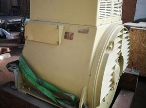 Magdeburg 8VD 36/24 A-1/SSED 639-12V Generator
