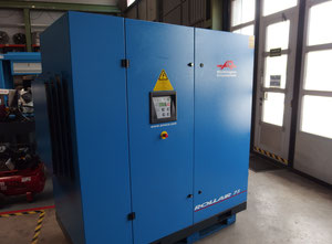 Worthington Creyssensac RLR 75A7 YD Oiled screw compressor