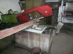 Bomar STG 230G band saw for metal