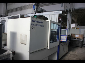 Battenfeld HM 110/350 + 210 L Spritzgießmaschine