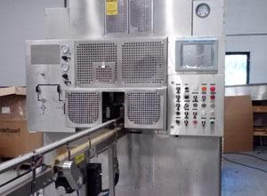 Şekillendirme, doldurma ve kapatma makinesi Weiler 624