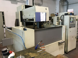 Used wire cutting EDM machine in Italy - Exapro