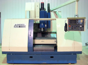 Used Daewoo ACE V50 Machining center - vertical