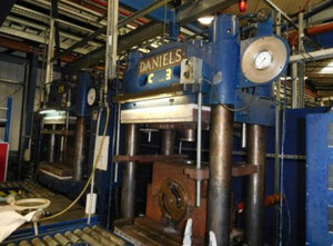 Used hydraulic press for sale in United Kingdom - Exapro