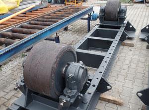 Ruhrthaler RB 50-1 Behälterdrehvorrichtung Schweißpositionierer+Manipulator
