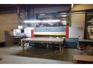 SCHELLING FM6 330/930 Panel saw -- Automatic panel sizing beam saw