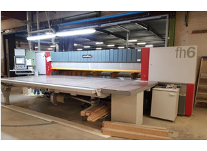 SCHELLING FH6 430/930 Panel saw -- Automatic panel sizing beam saw