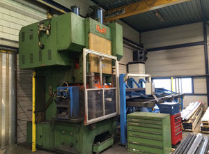 Omet - PEF-RF 250 eccentric press