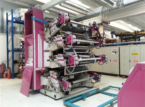 Uteco AMBER 808 Машина для печатания этикеток