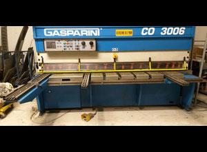 Nożyce gilotynowe mechaniczne Gasparini 3000 x 6 mm