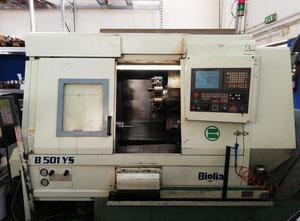 Torno multihusillos automático Biglia B 501 YS